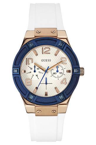 ea20947705930 Niebieska siła rażenia - nowa kolekcja zegarków Guess - Styl Życia ...