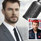 Chris Hemsworth - ambasador Boss Bottled 1