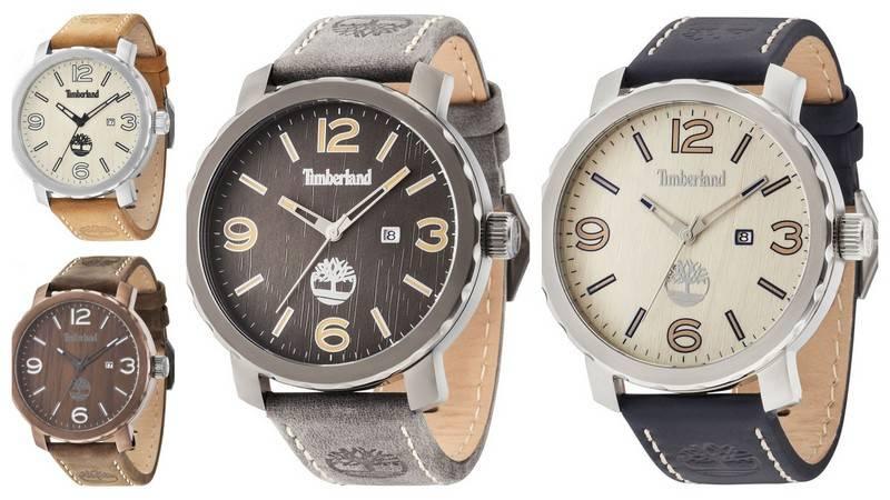 Nowa kolekcja zegarków Timberland   LUXManiaK