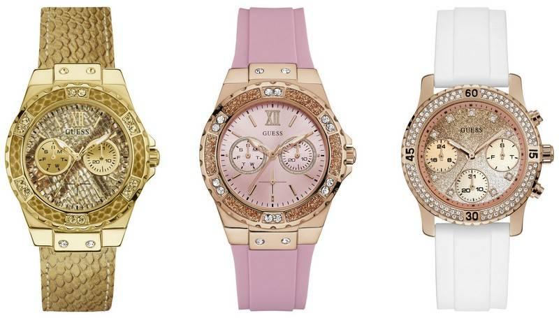 6a4a0175bdeb5 Jennifer Lopez   nowa kolekcja zegarków Guess - Styl Życia ...