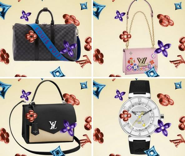 7228796761800 Gallery image. > <. Louis Vuitton World of Wondrous Gifts Holiday 2017 1 ...