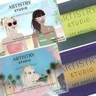 Artistry Studio™ Los Angeles Edition - mydła do ciała 2