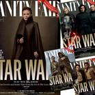 Gwiazdy Star Wars: The Last Jedi w Vanity Fair 1