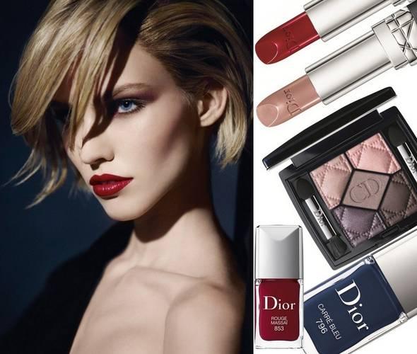 Dior 5 Couleurs Kolekcja Makijażu Jesień Zima 201415 Uroda