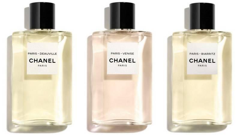 7d1ff856b68ef Les Eaux de CHANEL - nowe kompozycje zapachowe inspirowane trzema ...