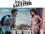 "Odtwórz Classique i Le Male Jean Paul Gaultier - nowa kampania reklamowa ""On the Docks"""